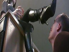 Amateur Femdom Foot Fetish BDSM