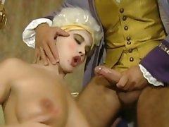 Babe Cum in mouth Italian
