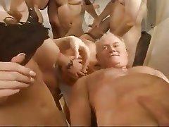 Anal Double Penetration Gangbang Group Sex