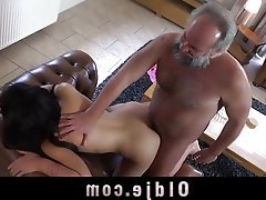 Brunette Hardcore Masturbation Old and Young