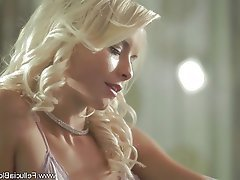 Blonde Blowjob CFNM Cum in mouth