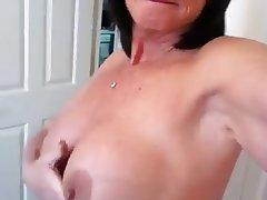Amateur Big Boobs Mature Granny