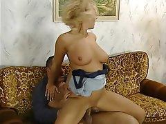 Blonde German