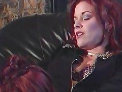 Cunnilingus Lesbian Redhead
