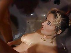 Anal French Lesbian Strapon