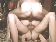 Double Penetration Pornstar French Threesome Vintage