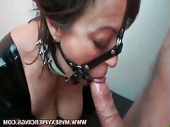BDSM MILF Piercing BDSM