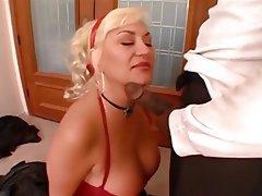 Anal Blowjob Mature Granny