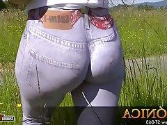 Big Butts Brunette Spanish Teen