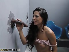 Blowjob Gloryhole Hardcore Interracial Small Tits