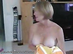 Amateur Blowjob Mature Granny