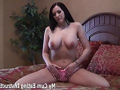 BDSM Cumshot Femdom Masturbation