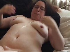 British Amateur BBW Mature Wife