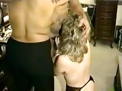 Amateur Interracial Threesome Wife