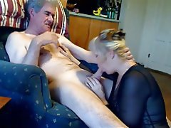 Amateur Blowjob Granny Wife