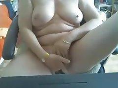 Brazil Granny Mature Masturbation