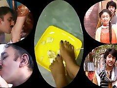Femdom Foot Fetish Indian