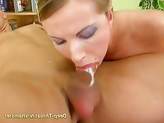 Big Boobs Blowjob German MILF