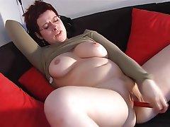 Big Boobs MILF Orgasm