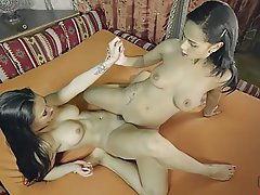 Ass Licking Lesbian Masturbation Orgasm