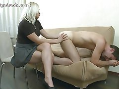BDSM Femdom Fisting Foot Fetish