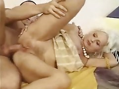 Anal Blonde Granny Hairy Mature