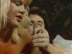 Blonde Cumshot Handjob Pornstar
