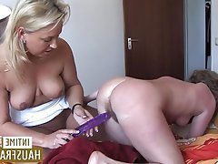 Blonde German Hairy Amateur