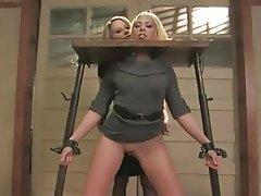 Lesbian BDSM MILF Latex