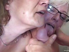 Amateur Granny Mature Group Sex