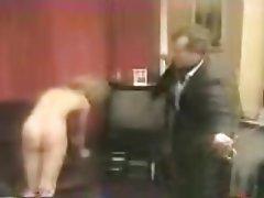 Vintage BDSM Spanking