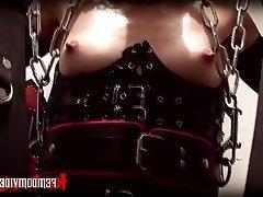 BDSM British Latex Bondage