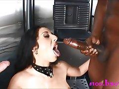 Anal Double Penetration Interracial Orgasm Pornstar