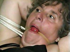 Bondage Granny