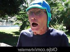 Blowjob Masturbation Old and Young Teen