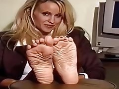 Foot Fetish Wife