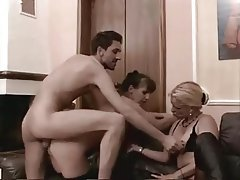 Mature Swinger Threesome
