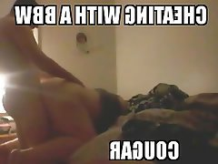 BBW Big Butts Cheating Mature