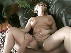 Blowjob Hairy Granny Ass Licking