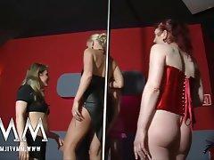 German Lesbian MILF Orgy Teen