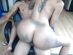 Amateur Big Butts Creampie Big Ass Anal
