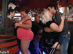 BBW Big Boobs Big Butts Party Bar
