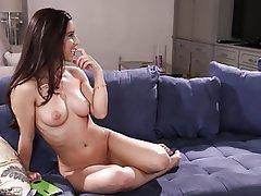 Big Boobs Cunnilingus Lesbian Teen