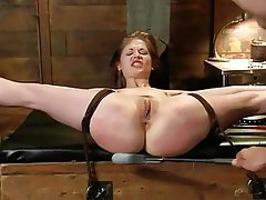 BDSM Bondage Close Up Mistress