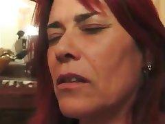 French Lesbian Mature MILF