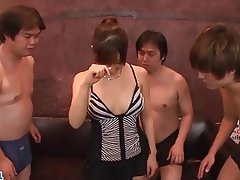 Asian Facial Group Sex Japanese