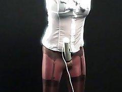 BDSM Bondage Nylon Secretary