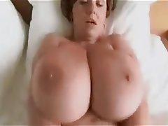 Mature Nipples Big Boobs Granny