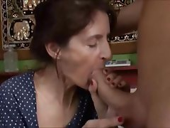 Amateur Mature Granny Fucking