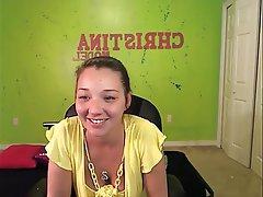 Big Boobs Lingerie Masturbation Webcam
